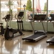 Royalty-Free Stock Photo: Gym at the hotel