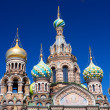 Church of the Savior on Spilled Blood, St. Petersburg, Russia — Stock Photo #26074653