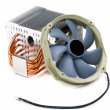 Computer Cooling Heat Sink — Stock Photo