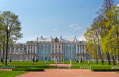 Catherine Palace, St. Petersburg, Russia — Stock Photo