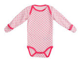Children's clothing jumpsuit in a star — Foto de Stock