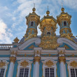 Catherine Palace, close-up — Stock Photo