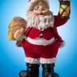 Santclaus figure, mysticism Christmas. — Stock Photo #37029919