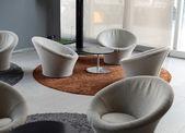 Modern interior, Living room — Stockfoto