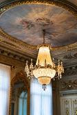 Lámpara chandelier — Foto de Stock