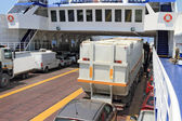 Ferry boat — Stock Photo