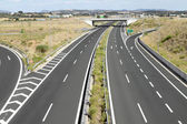 Egnatia motorway in Greece — Stock Photo