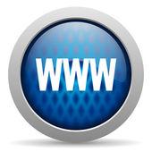 Www icon — Stock Photo