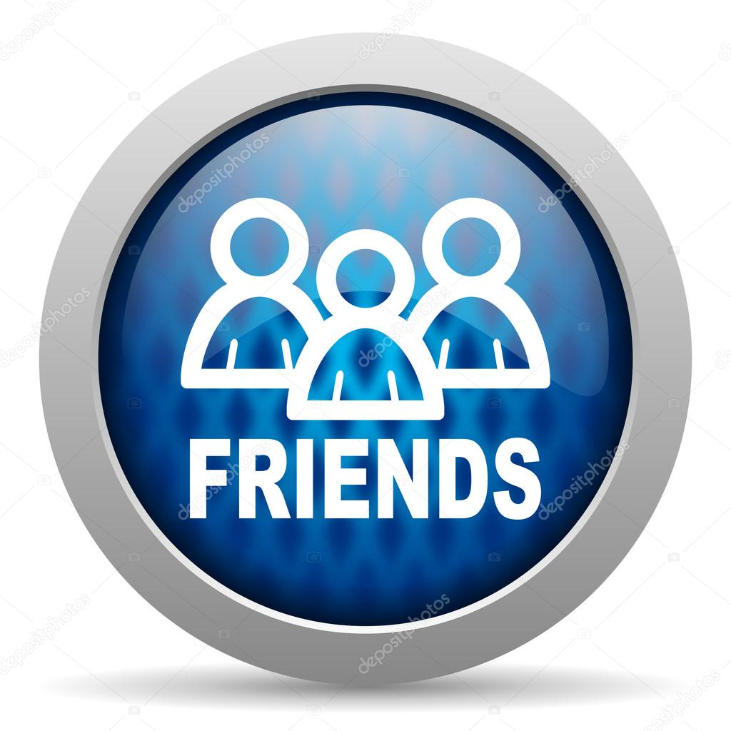 Friends Icon Stock Photo 169 Alexwhite 12949270