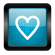 Royalty-Free Stock Photo: Heart icon