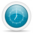 Clock icon — Stock Photo #13318911