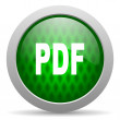 Royalty-Free Stock Photo: Pdf icon