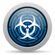 Virus icon — Stock Photo #13319264
