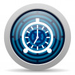 Alarm clock icon — Stock Photo #13319269