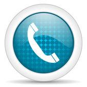 Telephone icon — Stock Photo