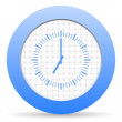 Foto de Stock  : Clock icon
