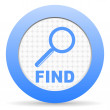 Find icon — Stock Photo #13747511