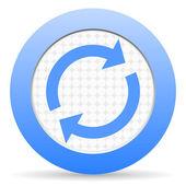 Reload icon — Stock Photo