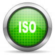 Stock Photo: Iso icon