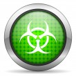 Stock Photo: Virus icon