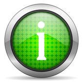 Information icon — Stock Photo