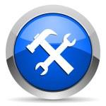 Tools icon — Stock Photo #14713639