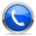 Telephone icon — Stock Photo #14713745