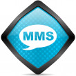 Mms icon — Stock fotografie #14715845