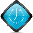 Clock icon — Stock Photo #14716657