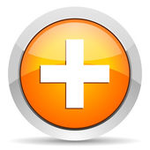 Emergency icon — Stockfoto