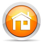 Home icon — Stock Photo