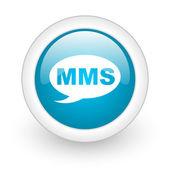 ícone mms — Foto Stock