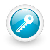 Key icon — Stock Photo