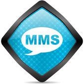 значок mms — Стоковое фото