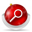 Stock Photo: Search icon