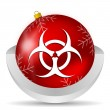 Virus icon — Stock Photo