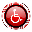 Accessibility icon — Stock Photo #25406131