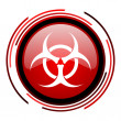 Royalty-Free Stock Photo: Virus icon