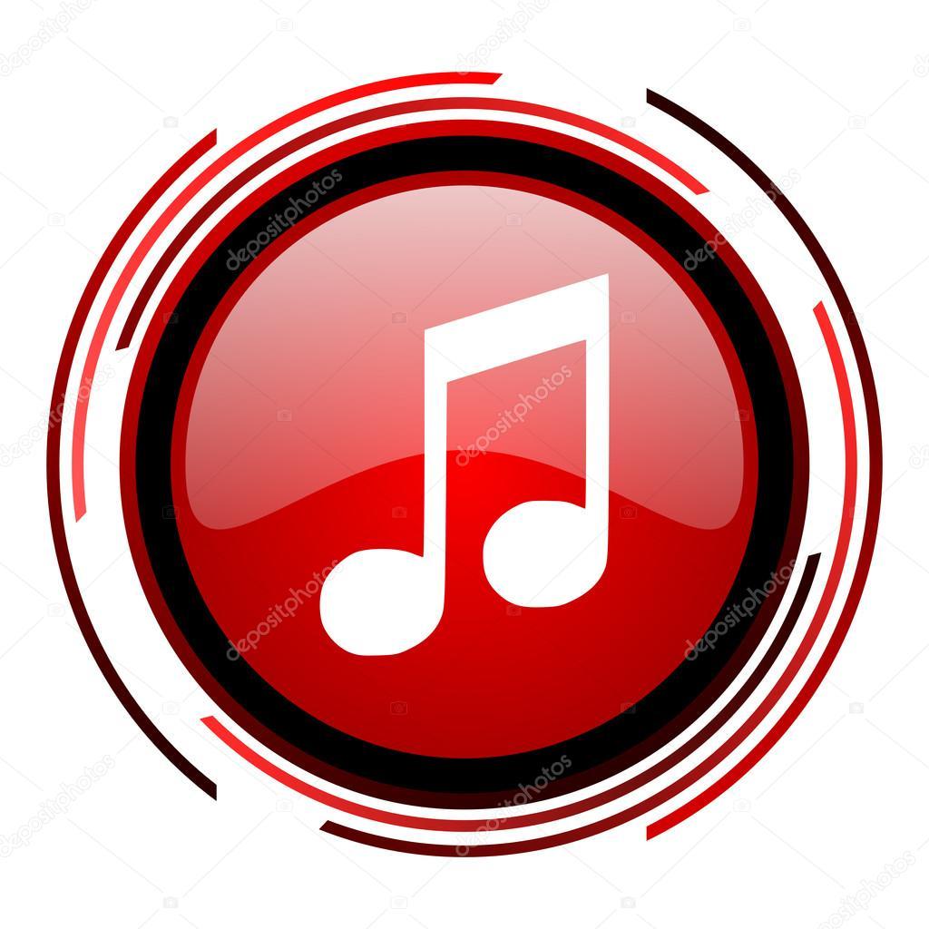 Music icon — Stock Photo © alexwhite #25407191: depositphotos.com/25407191/stock-photo-music-icon.html