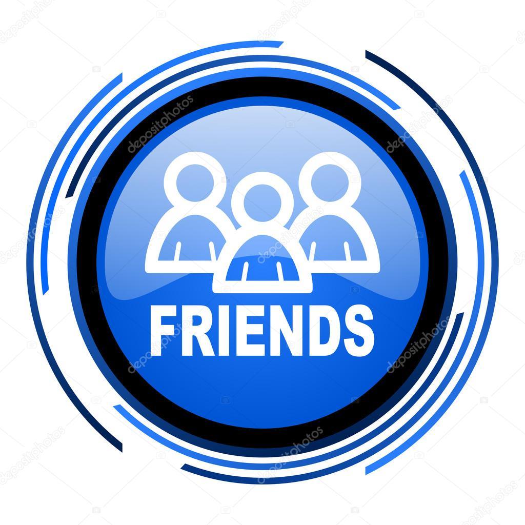 иконка друзья: