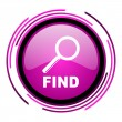 Find icon — Stock Photo #26479019