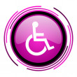 Accessibility icon — Stock Photo #26479473