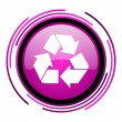 Recycle icon — Stock Photo #26479549