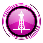 Drilling icon — Stock Photo
