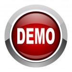 Demo icon — Stock Photo #26679021