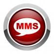 Mms icon — Stock Photo #26679055