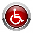 Accessibility icon — Stock Photo #26679393