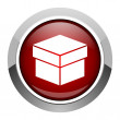 Box icon — Stock Photo #26679783