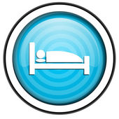 Hotel icon — Stock Photo