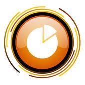 Icono gráfico — Foto de Stock